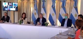 DEUDA EXTERNA – Argentina | Con el apoyo de casi todo el arco político Argentina hará una presentación por la deuda externa.