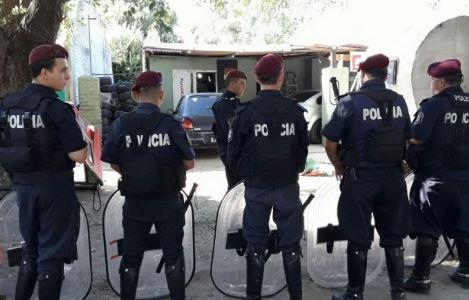 A la Policía de Buenos Aires no le gusta la democracia.