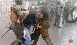 REGIÓN – Chile | El pueblo pidió comida y el régimen chileno de Piñera los reprimió.