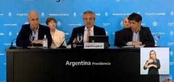 CORONAVIRUS – Cuarentena | El Presidente Fernández prolonga la cuarentena hasta el 24 de mayo.