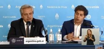BUENOS AIRES – Coronavirus | Kicillof dijo que ahora se agradecerá el tiempo ganado con el aislamiento temprano.
