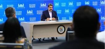 REGIÓN – Venezuela | Venezuela lanza el Plan 5 por 10 para iniciar una ligera flexibilización.