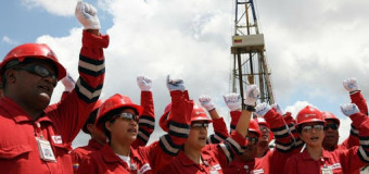 REGIÓN – Venezuela | Venezuela supera el bloqueo de EE.UU. y el terrorista Guaidó y vuelve a fabricar petróleo.