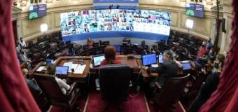 POLÍTICA – Congreso | El Senado aprobó los DNU que dispuso el Presidente Fernández para enfrentar la pandemia.