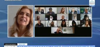 TV en DIRECTO | Plenario de Comisiones en el Senado argentino