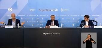 TV VIVO – COVID | Alberto Fernández anuncia el panorama del aislamiento social.
