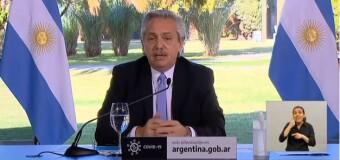 CORONAVIRUS – Cuarentena | El Presidente Alberto Fernández anunció la nueva fase de cuarentena ante avance del COVID-19.