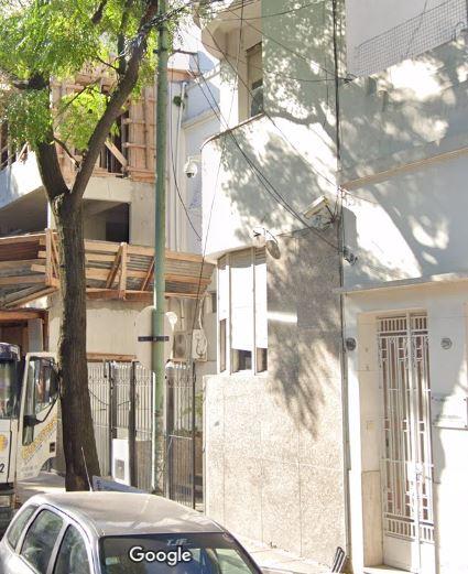 Varela 266, en el barrio de Flores. Desde allí espiaban a los presos políticos alojados en el Penal de Ezeiza.