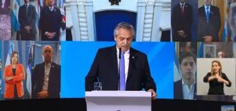 EN VIVO | Acto central por el 204° aniversario de la Declaración de la Independencia