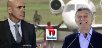 ESPIONAJE ILEGAL MACRISTA XXXIV | El Juez Auge impidió que el macrista Gustavo Arribas se escape a Brasil.
