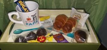 CUARENTENA – Festejos | Un emprendimiento ofrece desayunos para superar la pandemia.