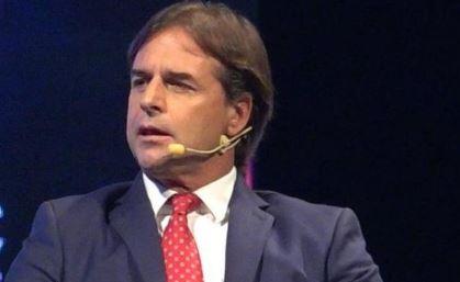 Luis Lacalle Pou. Escándalo de delitos sexuales.