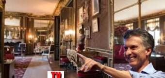 RÉGIMEN – Ultraderecha  | Macri se habría fugado a Suiza y se llevó el celular que le pide la Justicia.