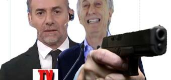 ESPIONAJE ILEGAL MACRISTA XXI |  Luis Majul estaría implicado con los servicios de Inteligencia del régimen macrista.