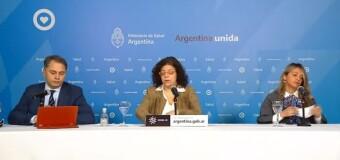 TV en Diferido |  El Ministerio de Salud anuncia récords de infectados y muertos por COVID en todo el país.