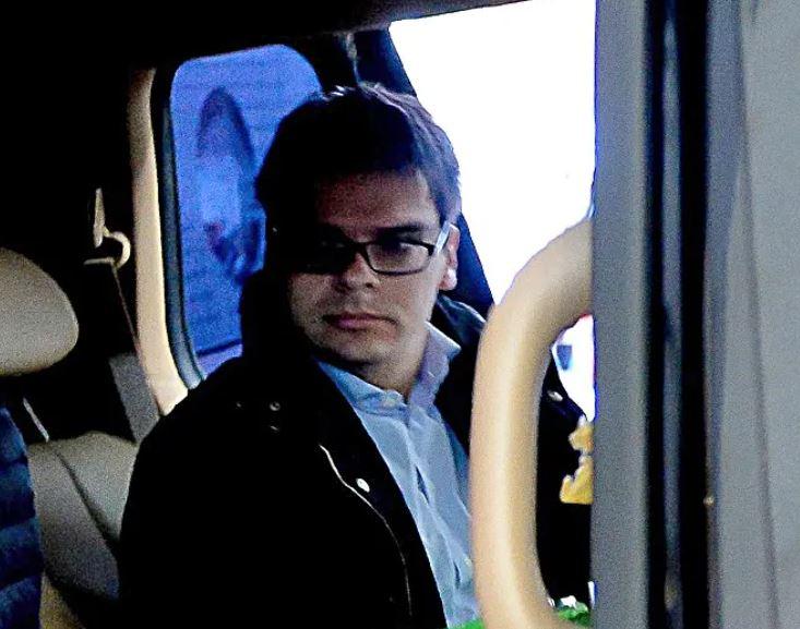 Dario Nieto, Secretario privado de Mauricio Macri.