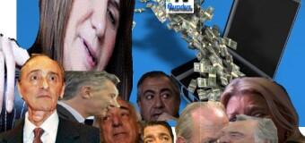 EDITORIAL – Derecha  La CGT macrista se reunió con empresarios golpistas.