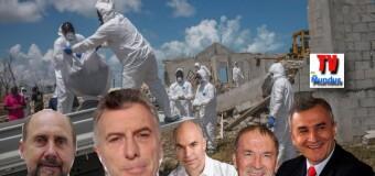 CORONAVIRUS – Argentina | Ciudad de Buenos Aires, Córdoba, Santa Fé y Jujuy baten récords de infectados después de burlarse de la muerte.