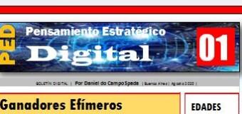 Nuevo Lanzamiento Editorial de TV Mundus  | Pensamiento Estratégico Digital (PED)