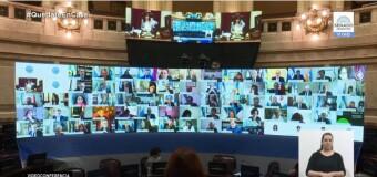 TV en VIVO | SANEAMIENTO JUDICIAL |  El Senado debate la reforma Judicial