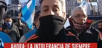 POLÍTICA – Argentina | Nazis macristas agreden a colegas de C5N. Fotos de los delincuentes de ultraderecha.