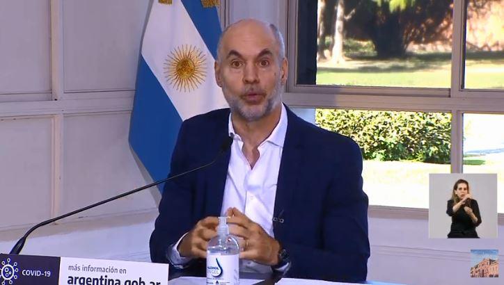 Horacio Rodríguez Larreta (PRO-CABA)