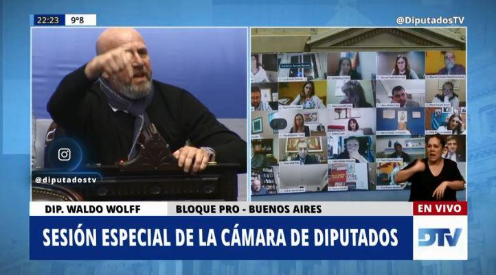 Diputados_Wolf