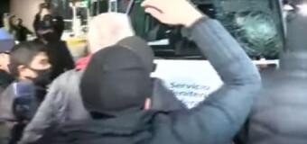 POLÍTICA – Ultraderecha | Sigue libre el nazi que rompió el parabrisas del móvil del SPF en Ayres del Pilar.