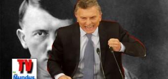 EDITORIAL – Fascismo | Los macristas no se resignan a que su régimen haya terminado.