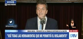 TV en VIVO  |  Suspenden al Diputado Ameri por tener relaciones sexuales en plena sesión.