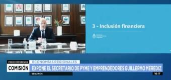 TV en VIVO  |   El Senado debate en Comisión sobre economías regionales.