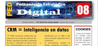 Salió el PED nº 8 | Los CRM