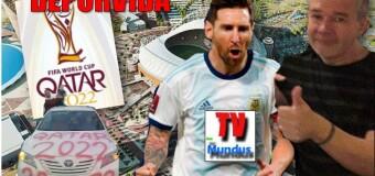 RADIO MUNDUS – Deporvida 47 | Argentina persigue a Brasil en las Eliminatorias 2022