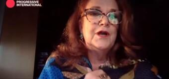 ONU – Argentina | Enojada ante el vergonzoso voto de Argentina en la ONU renunció la Embajadora Alicia Castro.