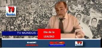 TV MUNDUS – Noticias 319  | El Día de la Lealtad Peronista tonificó al Gobierno de Fernández