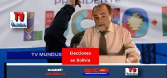 TV MUNDUS – Noticias 320 |  Confirman contundente triunfo del MAS en Bolivia