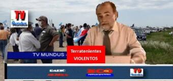 TV MUNDUS – Noticias 321 |  Terratenientes amenazan a cooperativistas en Entre Ríos