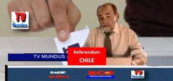 TV MUNDUS – Noticias 322 |  Los chilenos votaron a favor de reformar la Constitución