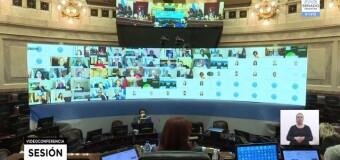 CONGRESO – Argentina | El Senado de la Nación avanzó con la Ley de Economía del Conocimiento.
