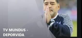 TV MUNDUS – Deporvida 388 |   Descansá en Paz, Diego.