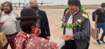 EDITORIAL – REGIÓN  | Gran regreso de Evo Morales a Bolivia tras un año de dictadura ultraderechista.