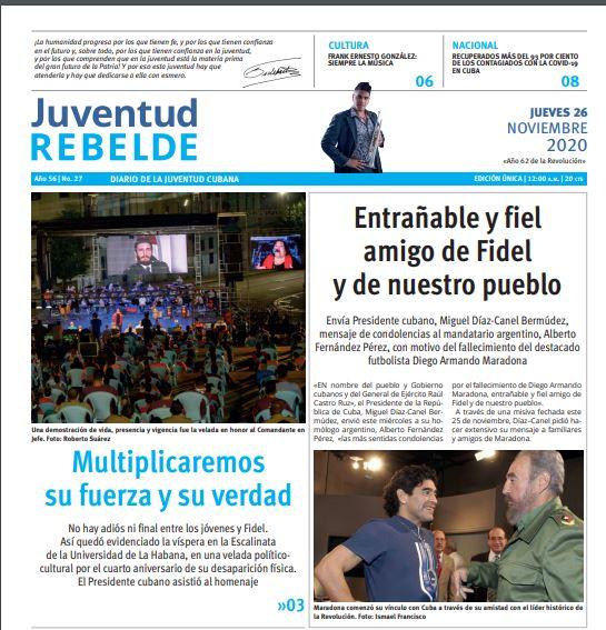 Maradona_JuventudRebelde