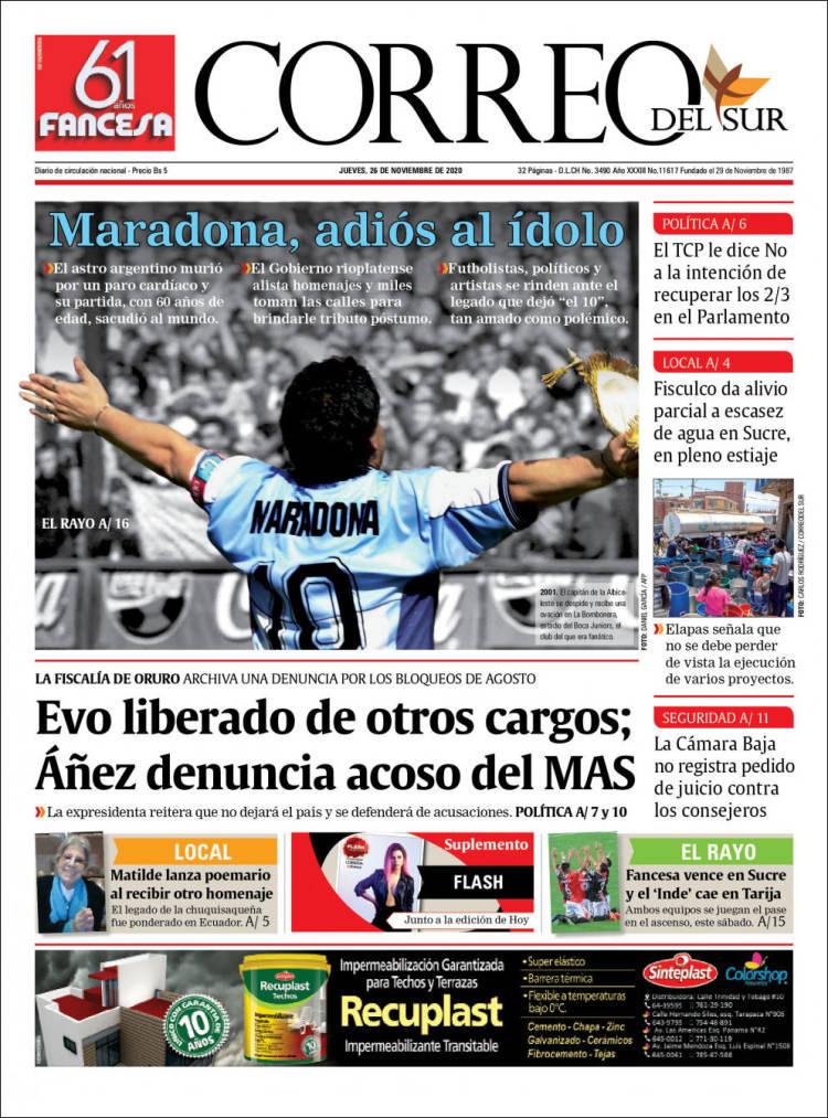 Maradona_correo_sur.750