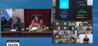 SENADO – Ministerio Público | Media sanción en la Cámara Alta a la modificación de la Ley de Ministerio Público.