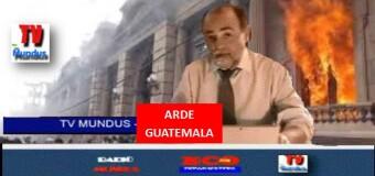 TV Mundus – Noticias 323 |  Arde Guatemala