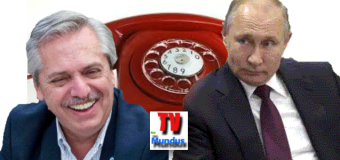 CORONAVIRUS – Mundo | Argentina y Rusia pactan la llegada de la Sputnik V en enero 2021.