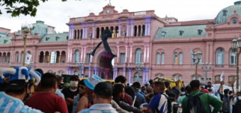 MUNDO |   Carta abierta a Claudia, ex de Maradona.