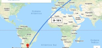 CORONAVIRUS – Argentina | Partió el vuelo de Aerolíneas Argentinas rumbo a Moscú para traer los primeros miles de vacunas Sputnik V.