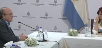 LAWFARE – Régimen | La Comisión Bicameral de Inteligencia entregó el informe sobre las acciones del régimen macrista.