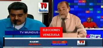 TV MUNDUS – Noticias 325 |  Elecciones parlamentarias en Venezuela fueron un éxito.